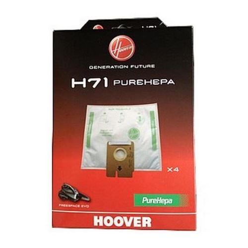 Boite de 4 sacs H71 (230450-24910) Aspirateur 35601069 HOOVER - 230450_3662894865607