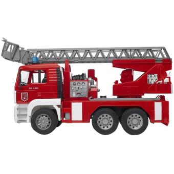 Series Ladder Man Selwing Bruder Professional Fire Engine With 0wOnPk
