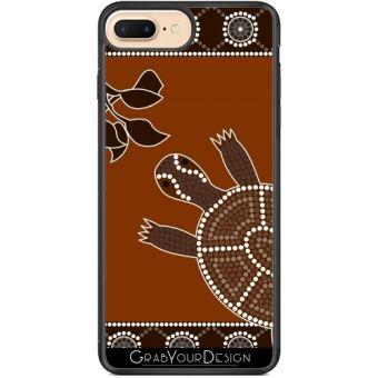 coque iphone 7 plus tortue