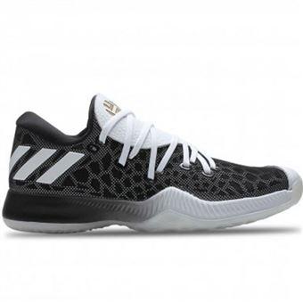 tout neuf c0982 0bb41 Chaussures de Basketball adidas Harden BE Noir et blanche pour Homme  Pointure - 47 1/3