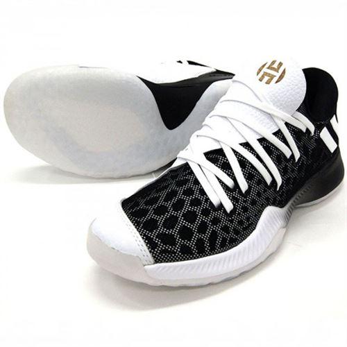 quality design bd3fb eab48 Chaussures de Basketball adidas Harden BE Noir et blanche pour Homme  Pointure - 47 1 3 - Chaussures et chaussons de sport - Achat   prix   fnac