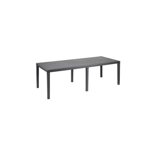 Table Queen Resine Tressee