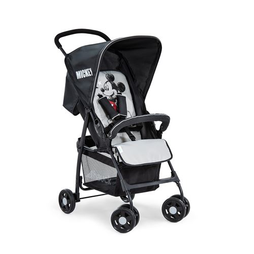 Poussette Buggy Sport - Mickey Stars