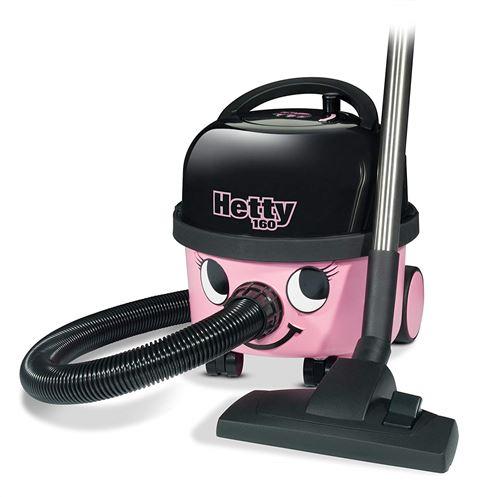 Numatic het160 – 11 Cylinder Vacuum Cleaner 6L 620 W a noir, rose – Aspirateur (Cylinder Vacuum Cleaner, a, maison, Tapis, sol dur, C, D)