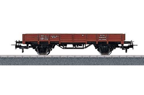 Marklin Start up wagon à bords bas 11,5 cm rouge (4423)