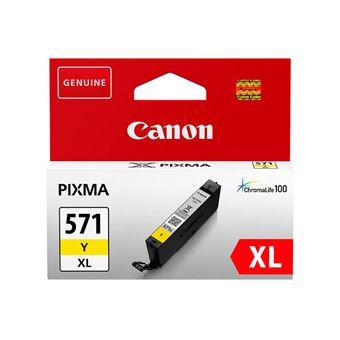 Canon 0334C001 Cartouche d'encre d'origine Jaune