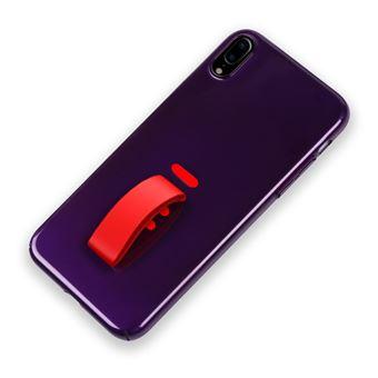 iphone xs max coque avec anneau