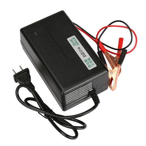 12 Volt batterie de voiture Chargeur automatique Float