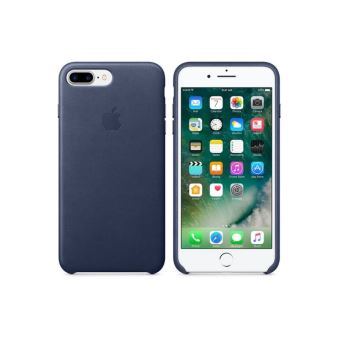 iphone 7 plus coque bleu