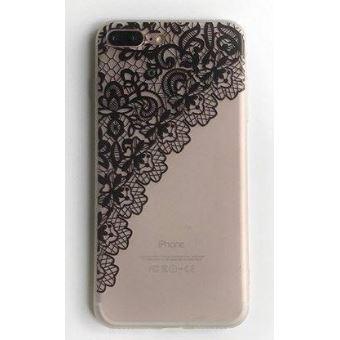 coque iphone 6 noir dentelle