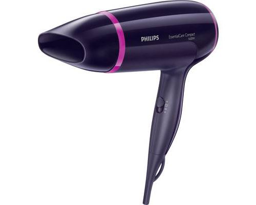 Philips Essential Care BHD002 Compact - Sèche-cheveux