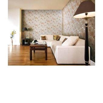 Papier Peint En Relief Design Motif Floral Edem 025 24 Lavande