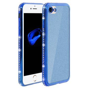 iphone 8 coque glitter