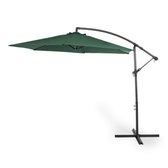 pied de parasol magasin vert