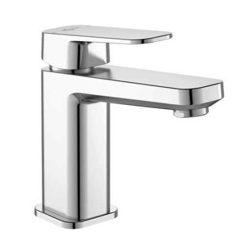 Ideal Standard - Mitigeur lavabo sans tirette ni vidage chromé - TONIC II
