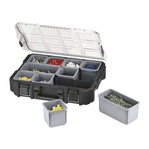 keter master pro boîte a outils organiseur 16'