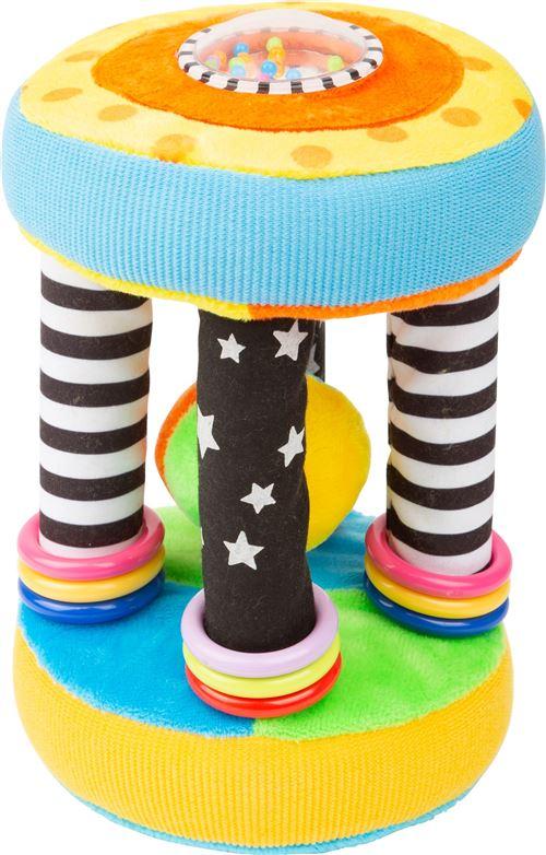 Small Foot hochet Cloth Grip Toyjunior en peluche 19 cm