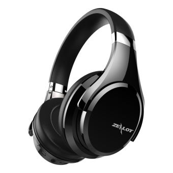 Casque Bluetooth écouteur à Arceau Pliable Contrôle Tactile Anti