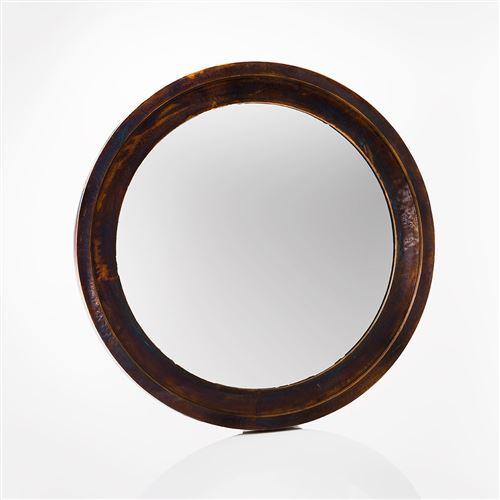 Miroir Galaxy rond 81 cm - Amadeus