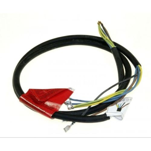 Cable alimentation 6x1.5mmq pour cuisiniere indesit - sos975148