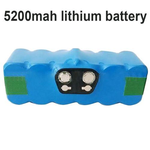 14.4V 5200Mah Accessoires Batterie pour Irobot 500 600 700 Aspirateur Wenaxibe388