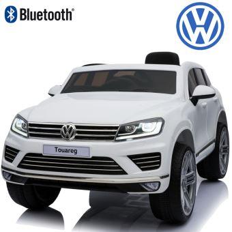 Enfant Petite 4x4 Suv Volkswagen Voiture Touareg Électrique Bébé 12 hsrQdtCx