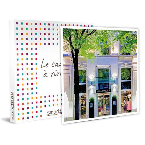 SMARTBOX - Escapade avec massage et spa en hôtel 4* près de l'arc de Triomphe à Paris - Coffret Cadeau
