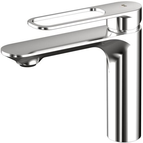 Lucio mitigeur lavabo chromé