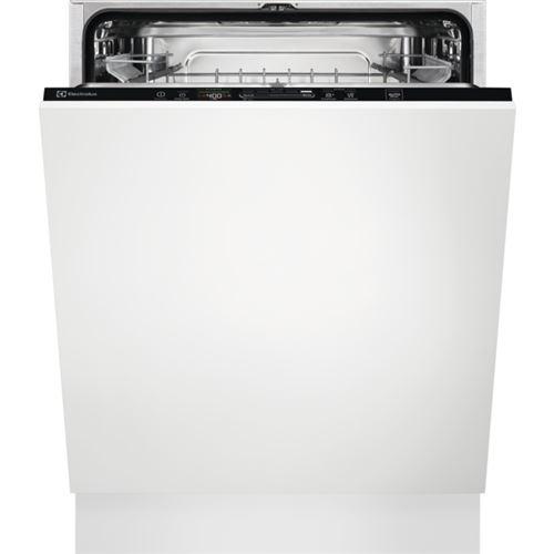 Electrolux EEQ47210L - Lave-vaisselle - intégrable - Niche - largeur : 60 cm - profondeur : 55 cm - hauteur : 82 cm