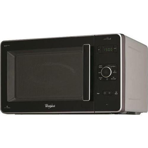 Whirlpool Jc217 Micro-ondes Combine Noir Et Argent-30 L-1000 W-grill 1000 W-pose Libre