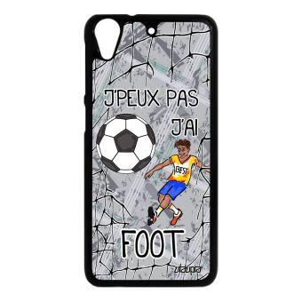 Coque Desire 626 J Peux Pas J Ai Foot Drole Etui Football Case