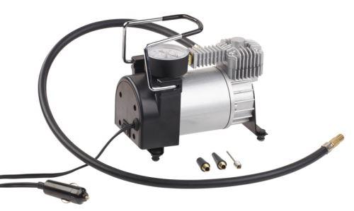 Mini compresseur 12 V / 10 bar avec manomètre – 35L/mn