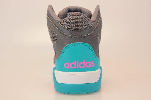 ADIDAS BB9TIS Mid Jr Gris Rose 37 Enfant Chaussures et