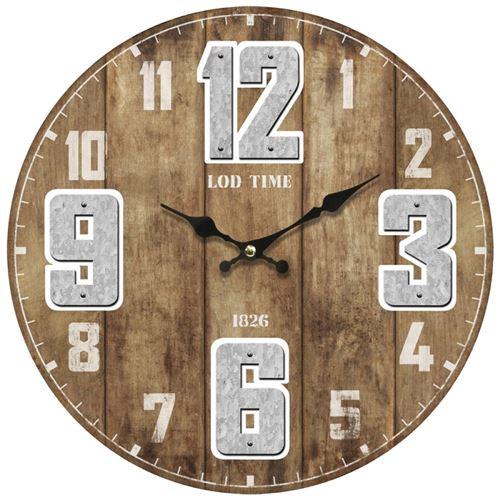 Pendule Lod Time 29 cm