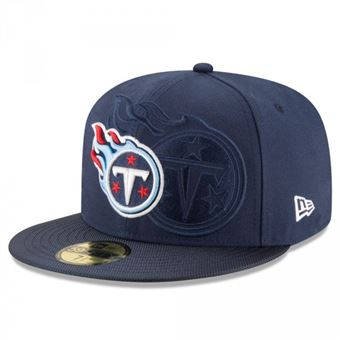 Casquette NFL Tennessee Titans New Era Sideline 59fifty taille casquette 7 1  8 (56.8cm) - Supporter de football américain - Achat   prix   fnac fa5f4eeff42d