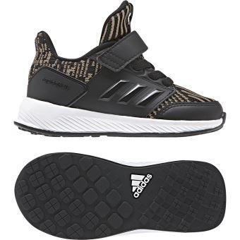 7475df01e9328 Chaussures adidas RapidaRun Knit -Taille 24 Noir - Chaussures et chaussons  de sport - Achat   prix
