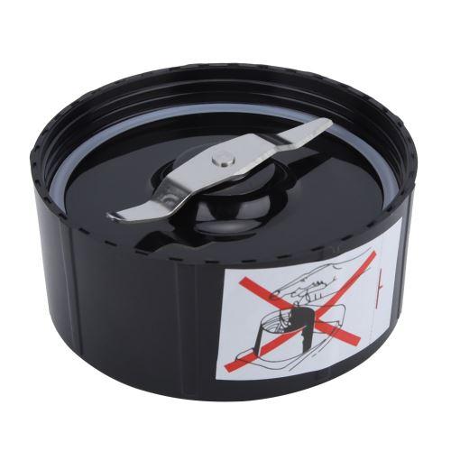 Porte-presse-agrumes lame et croix Blender Fit pour Magic Bullet 250W (forme de lame plate)