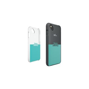 Coque Wiko Game Changer Bleen pour Sunset 2