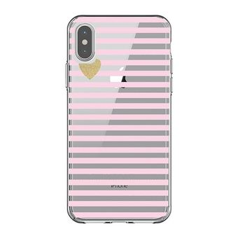 coque iphone xs max coeur