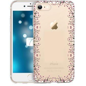 Coque Iphone 7 8 fleur cerisier