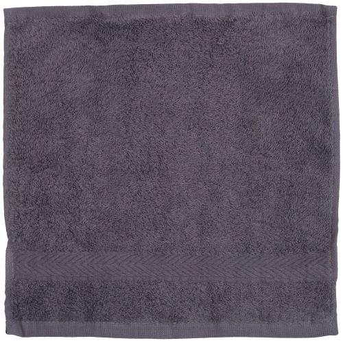 Towel City - Lave-main 100% coton (30 x 30cm) (Taille unique) (Gris acier) - UTRW1574