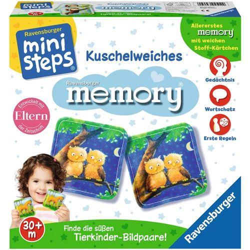 Ravensburger 04512 – ministeps Doux Memory Jeu