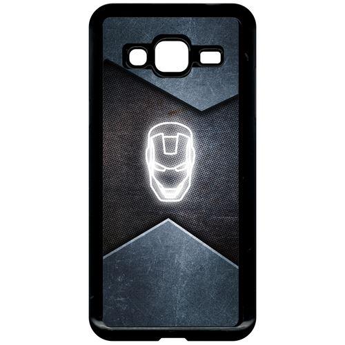 Coque Samsung Galaxy J3 (2016) Superhero Iron The Man
