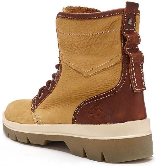 Timberland City Blazer Ankle Bottes en Beige & Marron A1GY4