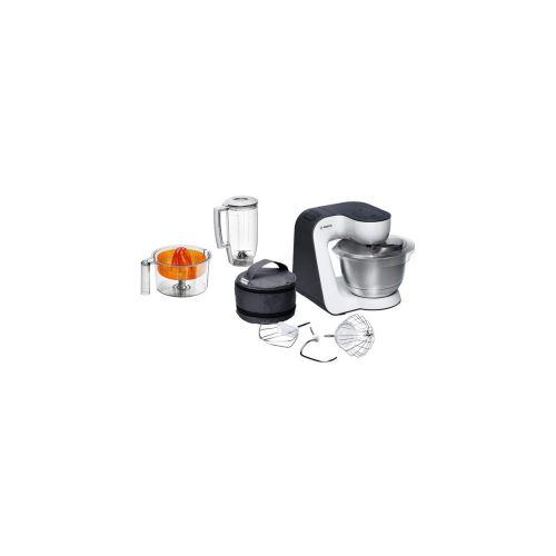 Bosch MUM5 StartLine MUM50123 - Robot pâtissier - 800 Watt - blanc/anthracite