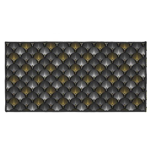 Tapis rectangle 57x115cm Loelia