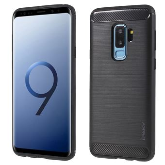 samsung galaxy s9 plus coque carbone