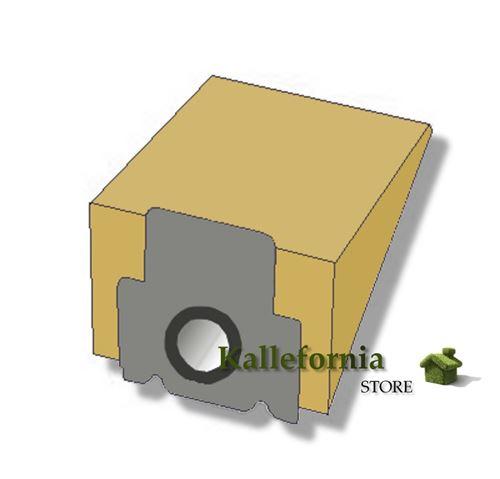 Kallefornia k99 10 sacs pour aspirateur Miele Cat & Dog Mini 1500
