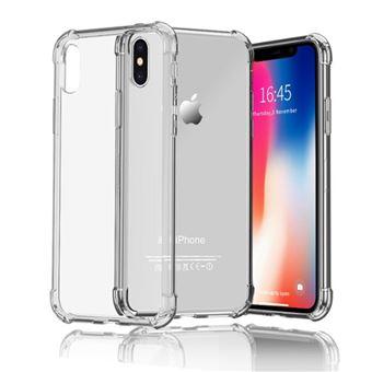 Apple iPhone XS 5,8 pouces - Coque Bumper UltimKaz contour transparent smartphone 2018 / 2019 - Accessoires pochette XEPTIO : Exceptional case for ...