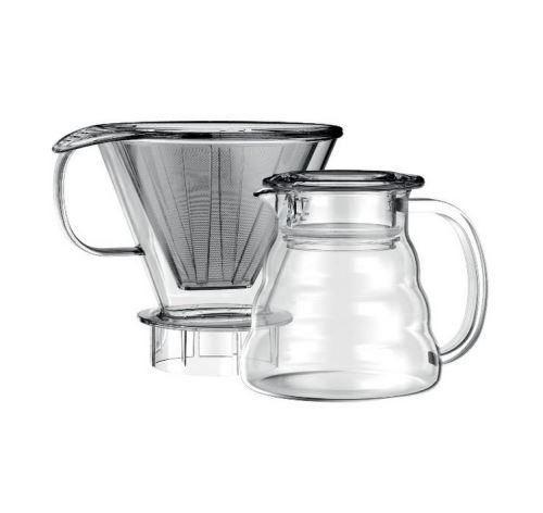 cafetière filtre 0,5l 4 tasses - 11767-10-01s